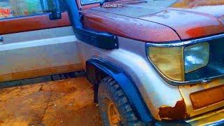 ЭХО из 90-Х/-=Toyota Land Cruiser 70 Prado SX=-