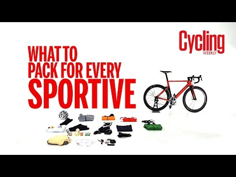 What to pack for every sportive | Cycling Weekly