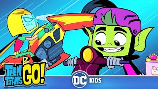 Teen Titans Go Россия Супермашины DC Kids