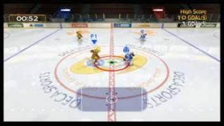 Wii: Deca Sports 2 - Ice Hockey