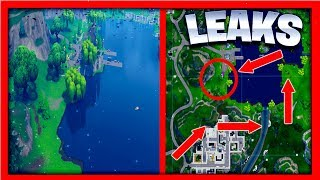 *LEAKED* Fortnite: THE CUBES NEW FINAL DESTINATION! LOOT LAKE ENDING! (Fortnite: Cube Event)