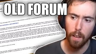 Asmongold Looks At Ianand39s Old Wow Forum Post About Cand39thun