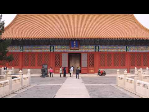 Hall of Martial Valor / Wuying Dian / 武英殿 (Forbidden City / 紫禁城)