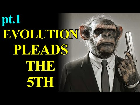 Scopes Monkey Trial 1/3 - Evolutionism Pleads the 5th 2-1-15