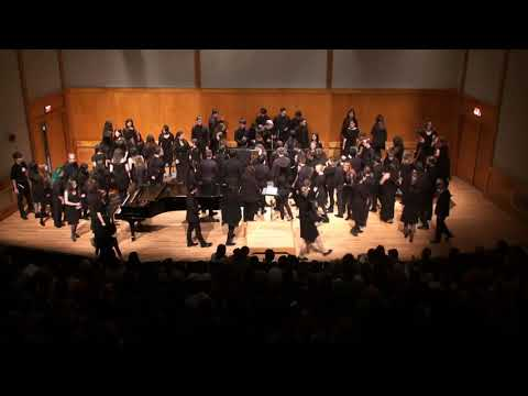 Stony Brook Chorale And Camerata Singers - Fall 2018