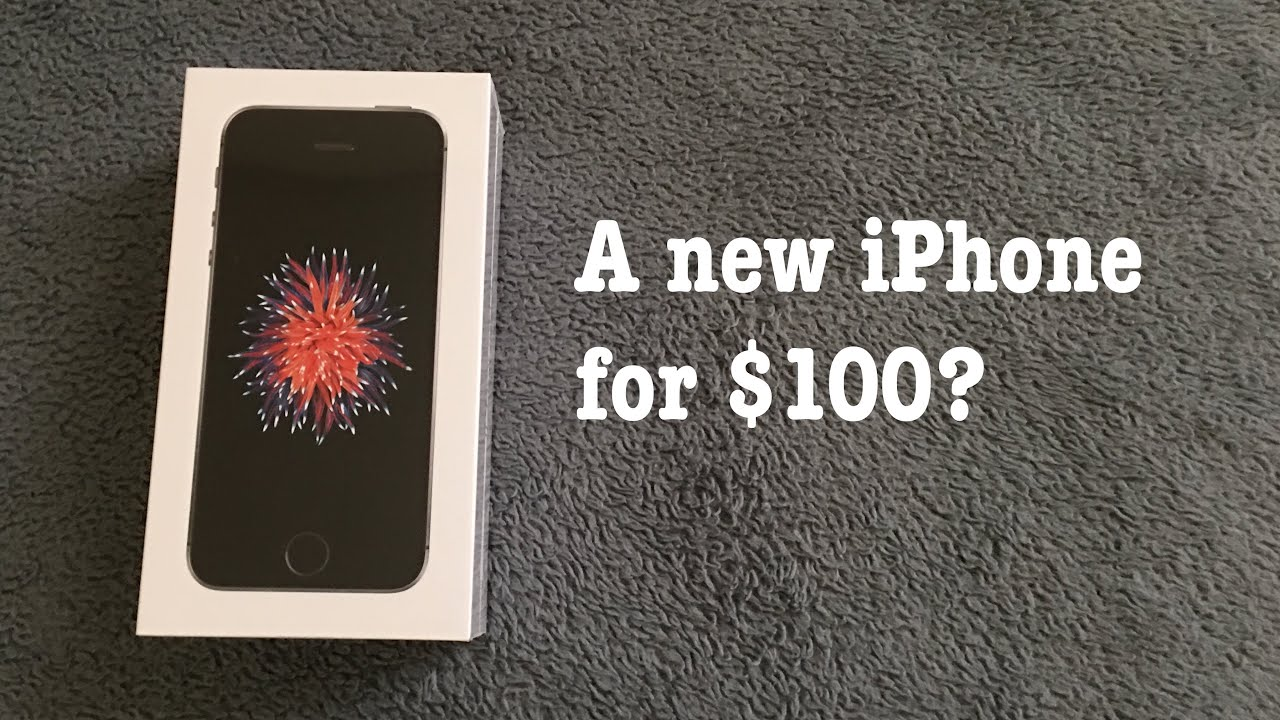 Is a cheap prepaid Iphone SE worth buying?