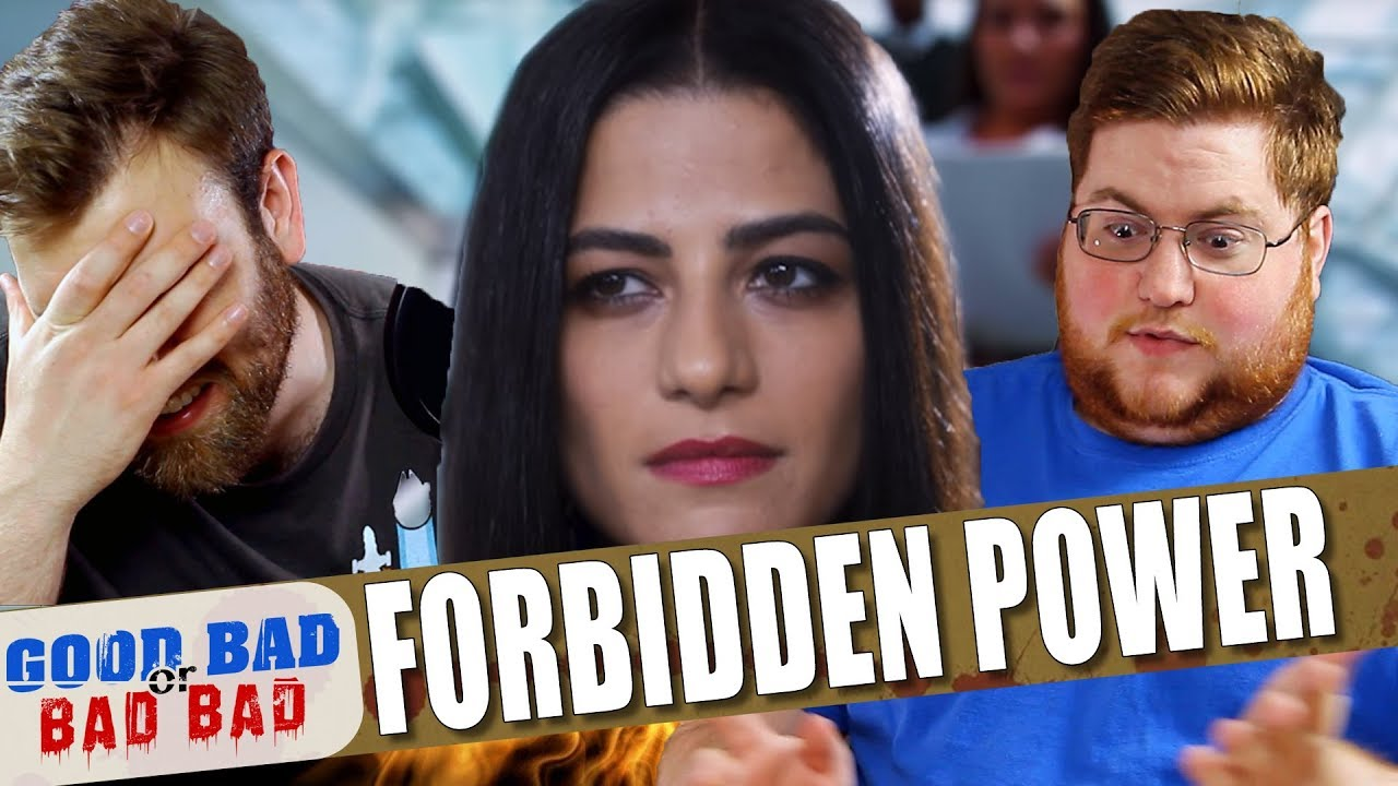 Download Forbidden Power - Good Bad or Bad Bad #89 (NOW IN HD!)
