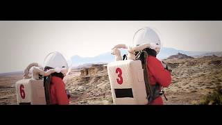 The Mars 160 Mission - A Close-Up Look at Simulated Living on Mars - video
