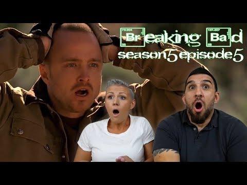 Breaking Bad Season 5 Episode 5 'Dead Freight' REACTION!!