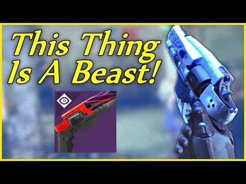 This Hand Cannon Is A Beast! (Destiny 2 - Nature of the Beast)
