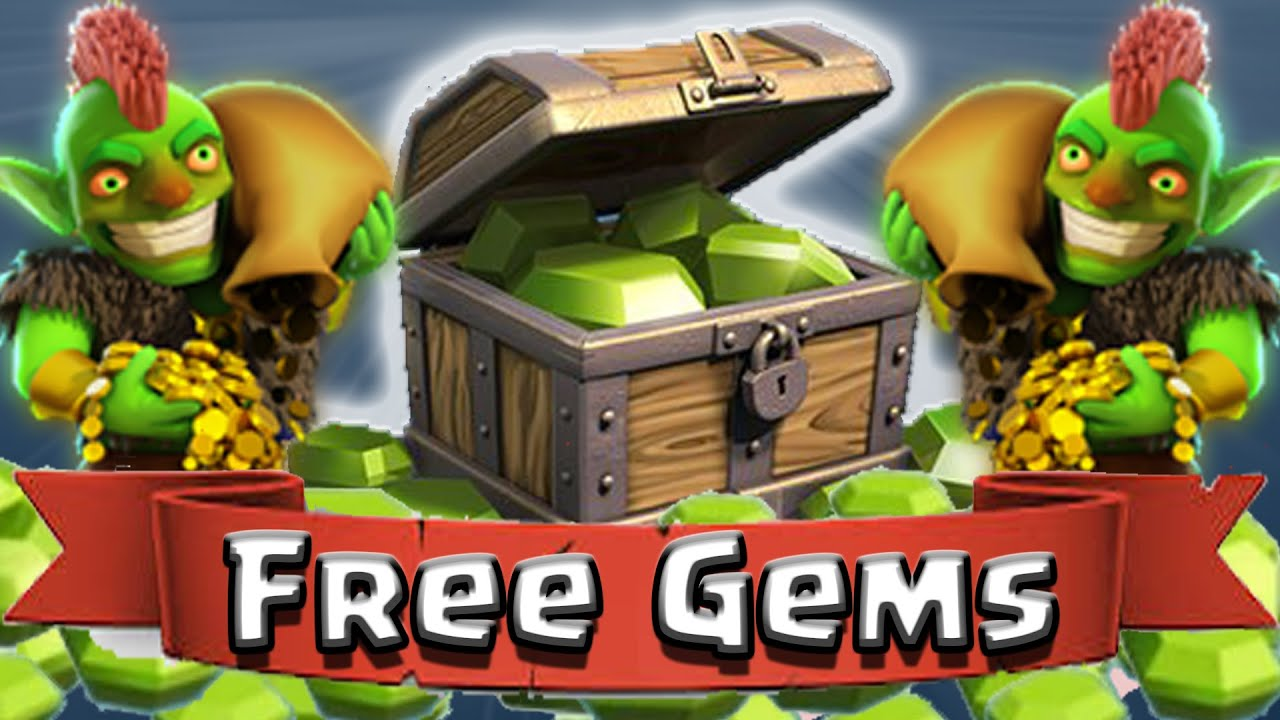 Clash Clans Best NEW Way to Earn Free Gems Fastest