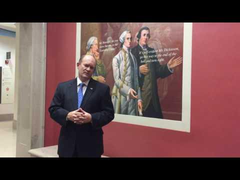 National Archives Hamilton video