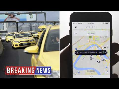 HOT NEWS Uber faces class-action lawsuit from fed-up taxis | Daily Mail Online