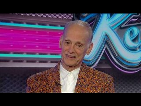 Filmmaker John Waters encourages college graduates to 'make trouble'