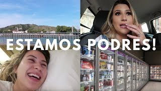 Comprinhas no MERCADO Francês   Vlog França