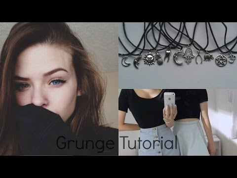 Tumblr Girl Tutorial | Grunge Style!