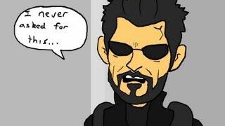 LORE - Deus Ex: Human Revolution Lore in a Minute!