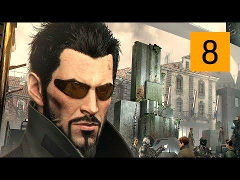 Прохождение Deus Ex: Mankind Divided — Часть 8: Самиздат