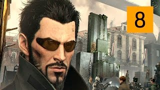 Прохождение Deus Ex: Mankind Divided — Часть 8: Самиздат