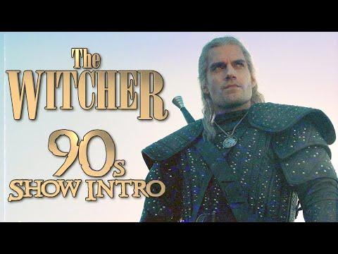 The Witcher 90s Intro (Nerdist Remix)