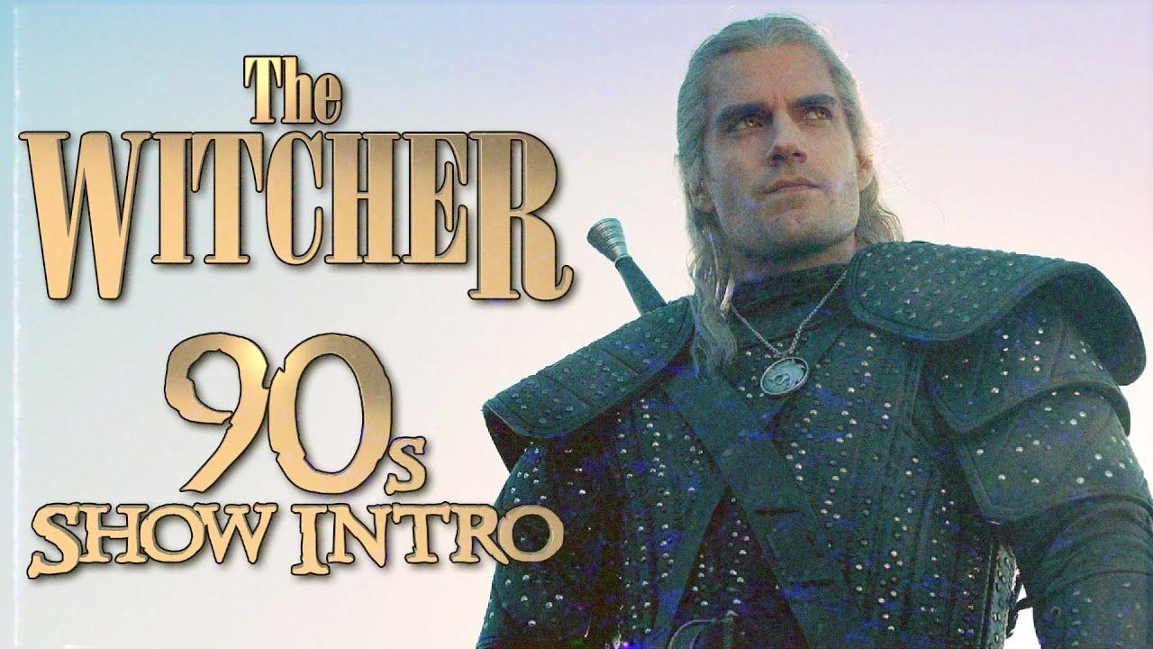 The Witcher 90s Intro (Nerdist Remix) thumbnail