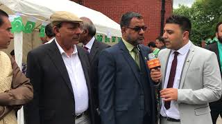 Pakistan Independence Day Manchester 2018 K2 Tv Part 19