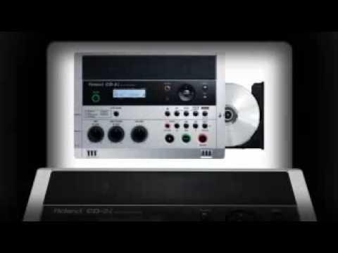 Roland CD-2i  SD CD Recorder | PMTVUK