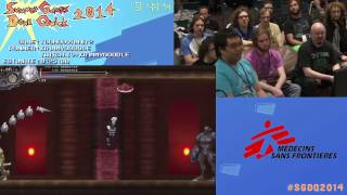 Summer Games Done Quick 2014 - Part 65 - Touhouvania 2
