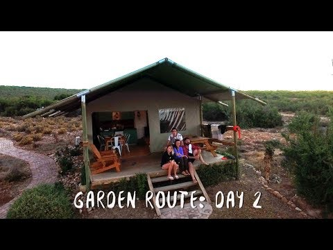 Mossel Bay to Oudtshoorn South Africa | Africa Vlog 16
