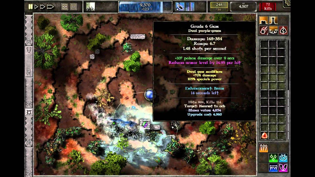armor games gemcraft