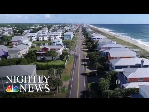 Hurricane Florence Expected To Bring Dangerous Storm Surge To The Carolinas   NBC Nightly News