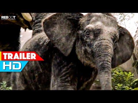 The Jungle Book International Trailer (2016) Scarlett Johansson, Live-Action Disney Movie HD