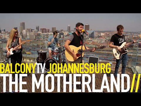 THE MOTHERLAND - DON'T WASTE MY TEARS (BalconyTV)