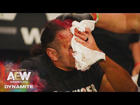 Wait Until You See What Sammy Guevara did to Matt Hardy | AEW Dynamite, 8/5/20