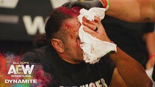 Wait Until You See What Sammy Guevara did to Matt Hardy   AEW Dynamite, 8/5/20