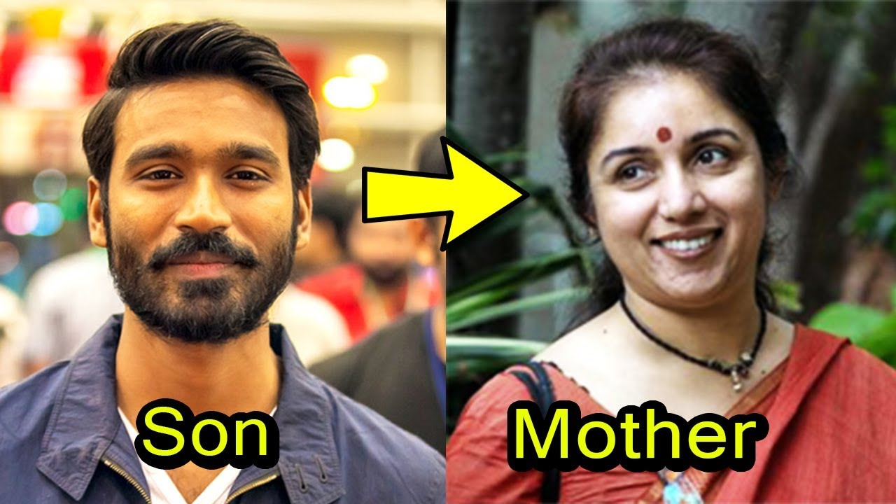 Download Mahanati Savitri Real Life Family And Unseen: 11 Mothers Of Famous South Indian Actors