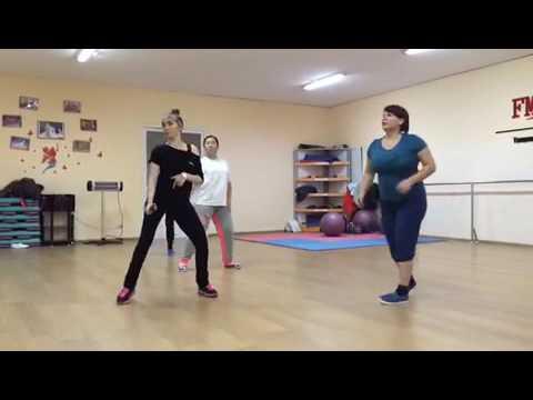 моя группа по Зумбе/ танцевальная школа FM/ тренер/ Оксана
