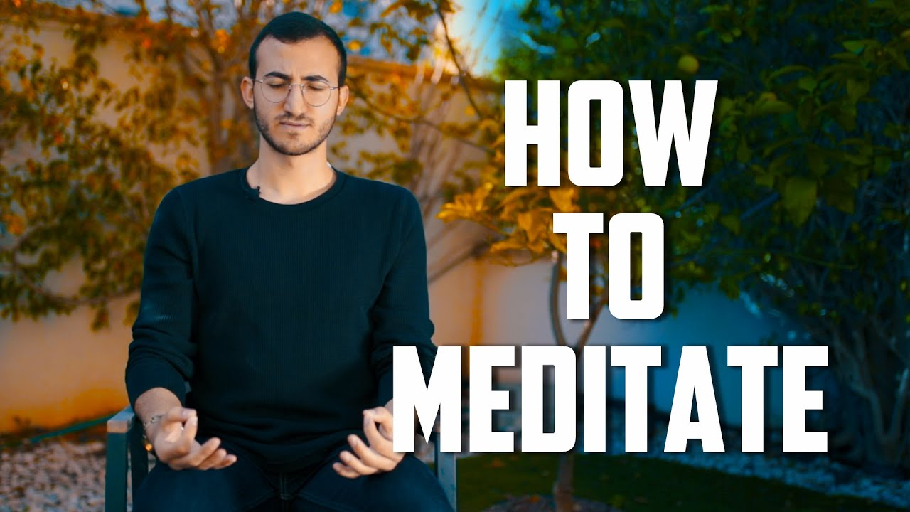 How to meditate ? | Yuval Teren