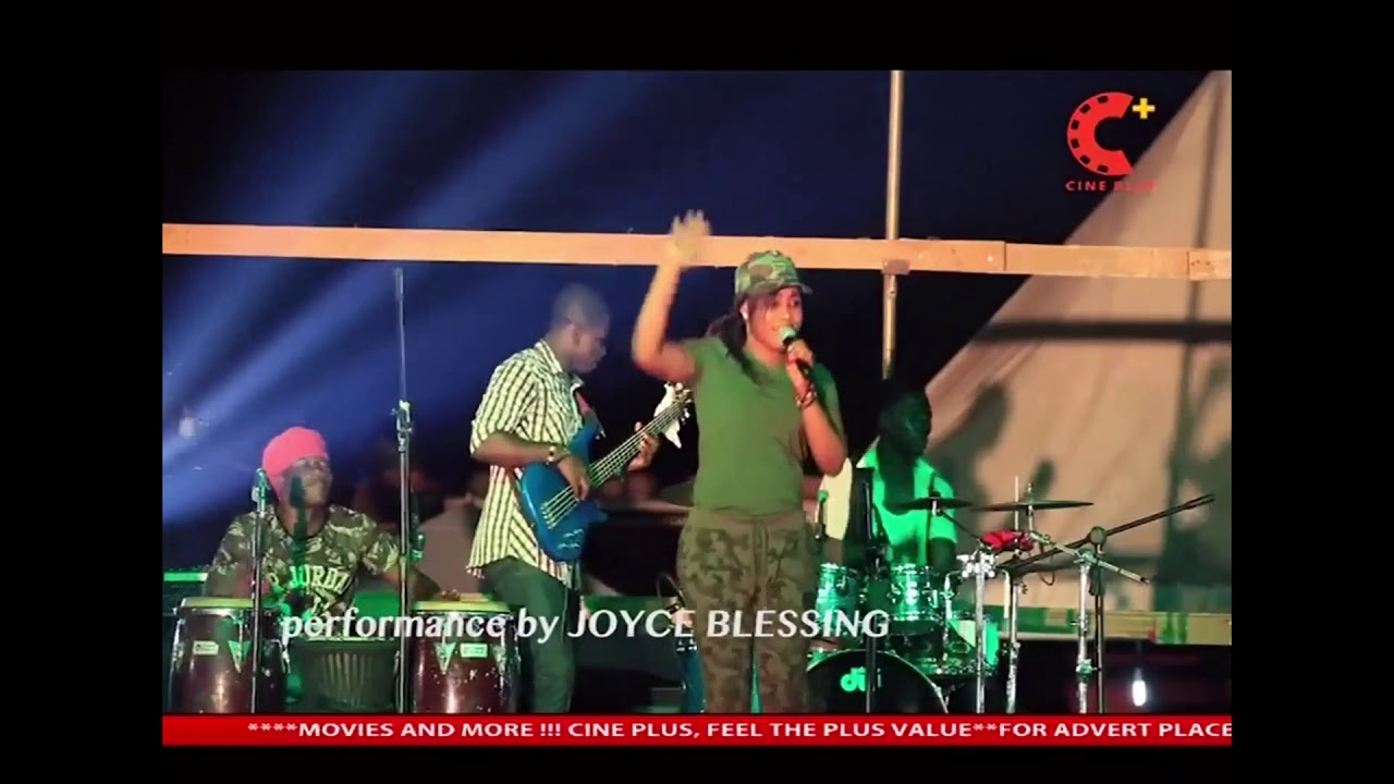 Blessed Be The Lord - Joyce Blessing   Shazam