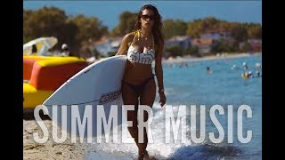 """Positive and sunny Royalty-free music background for warm summer videos. """"Happy Summer Hip-Hop""""🌤️🌈"""