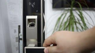 ПОДРОБНЫЙ ОБЗОР Xiaomi Aqara Smart Door Lock ► умный замок Сяоми