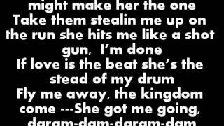 Sean Kingston ft. Nicki Minaj - Born to be wild lyrics