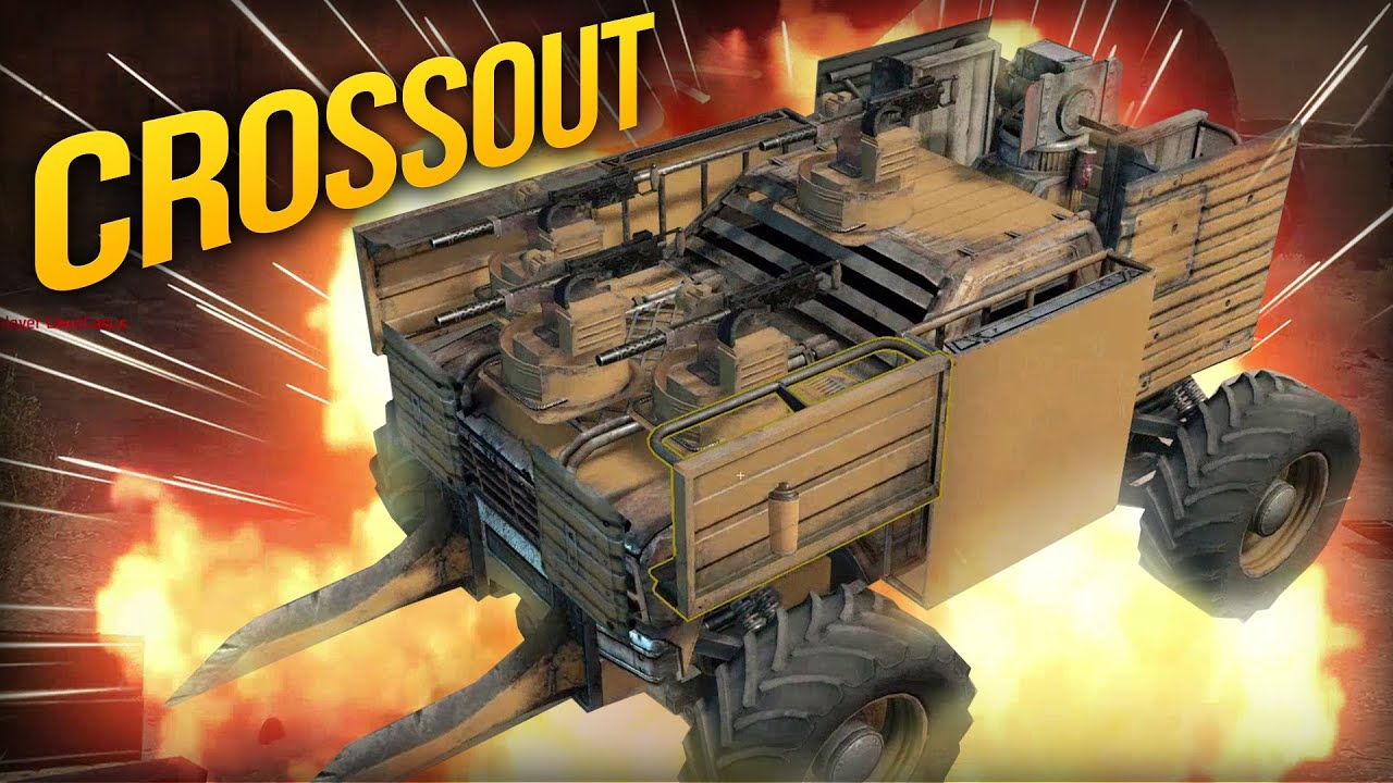 deadly designs   crossout 2   youtube