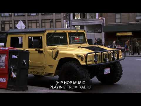 DOWN TO EARTH - HOT DOG SCENE AND DMX RAP