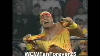 WCW Hulk Hogan 1st Theme(with Custom Tron)