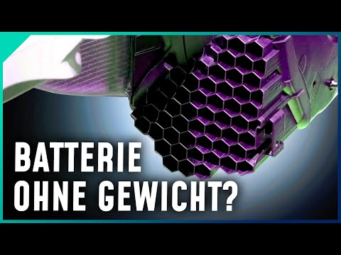 Die Batterie der Zukunft - masseloser Energiespeicher