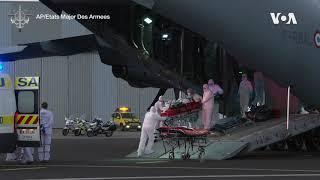 法国出动军队为新冠患者提供紧急救助