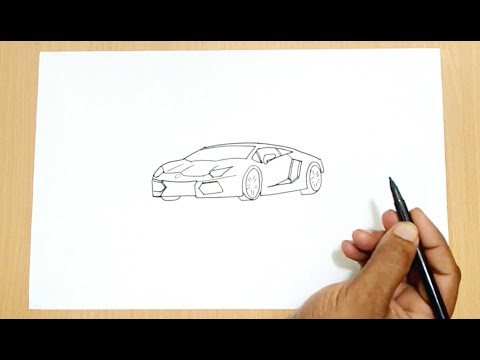 how to draw a veneno