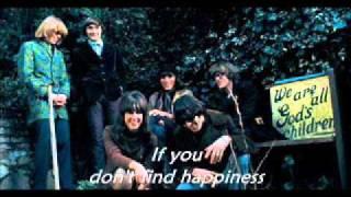 Jefferson Airplane - D.C.B.A. -25 (Lyrics)