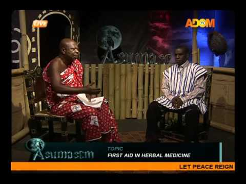 First Aid in Herbal Medicine - Asumasem on Adom TV (9-3-16)